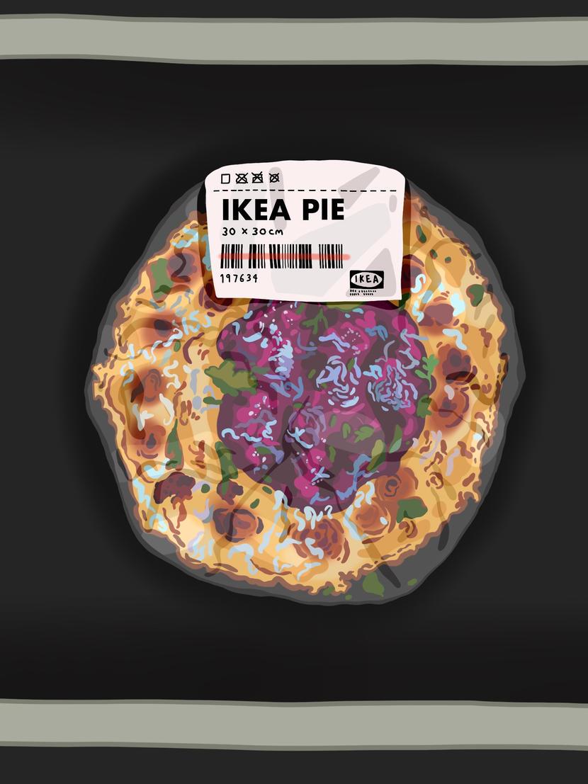 IKEA Pie