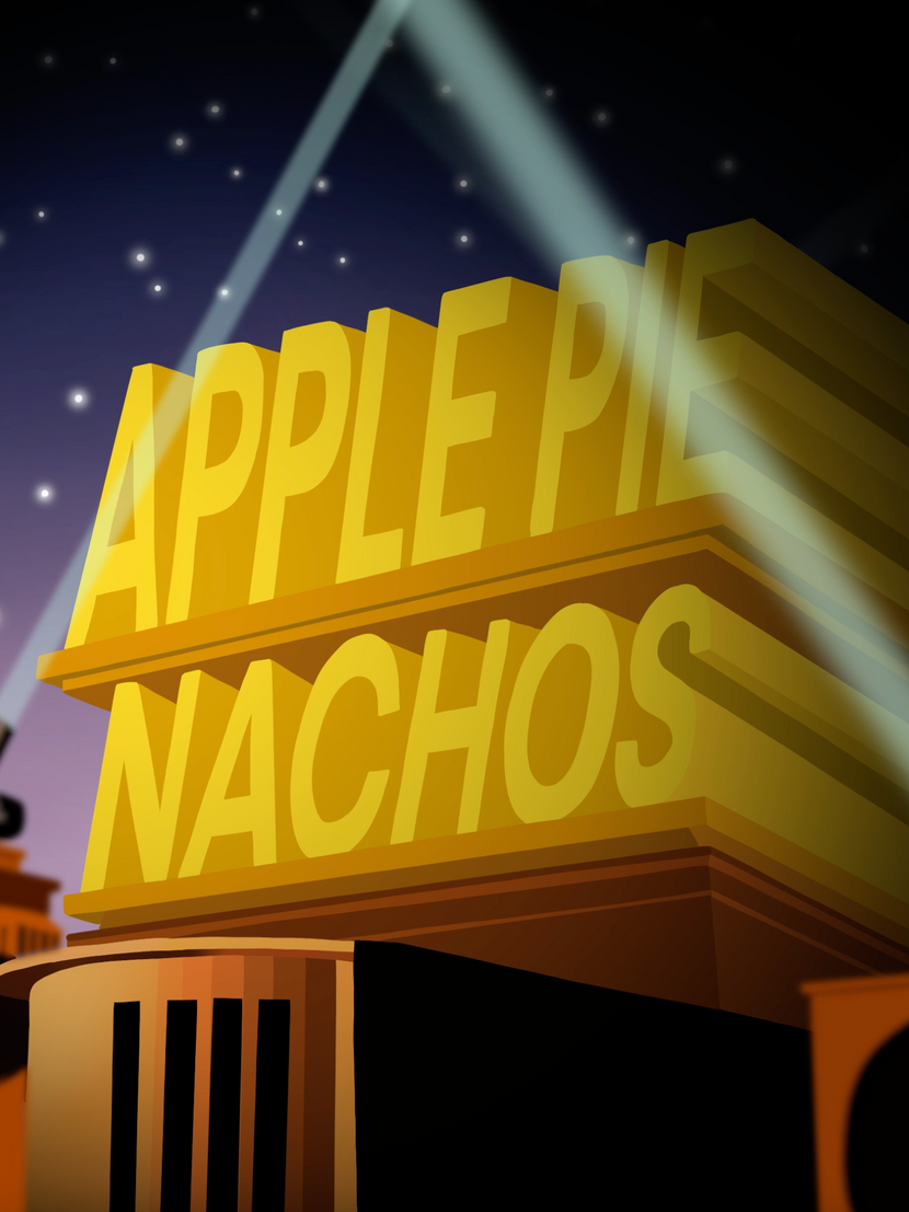 Apple Pie Nachos