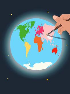 A Creative Planet logo