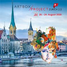 Artbox Project Zürich 2.0 Swiss Art Expo