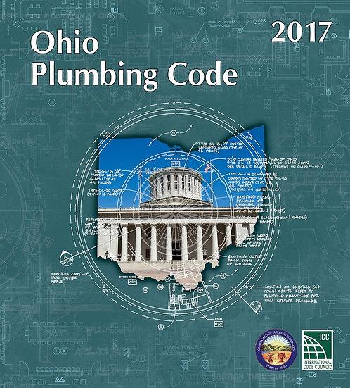 2017 Ohio Plumbing Code