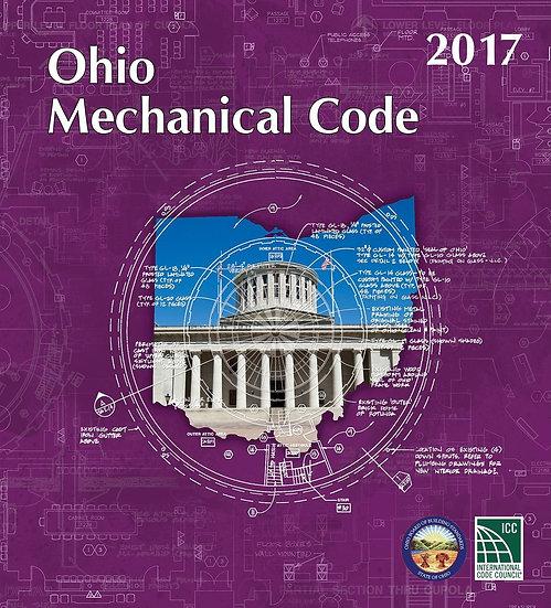 2017 Ohio Mechanical Code