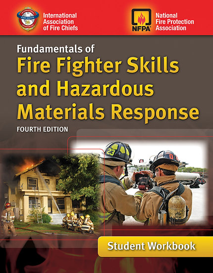 Fundamentals Fire Fighter Skills and Hazardous Materials Response, 4th Ed. WKBK