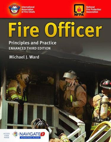 Fire Officer: Principles and Practice, Enhanced 3rd Edition