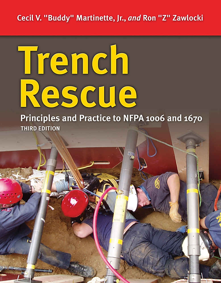 Trench Rescue, 3rd Edition