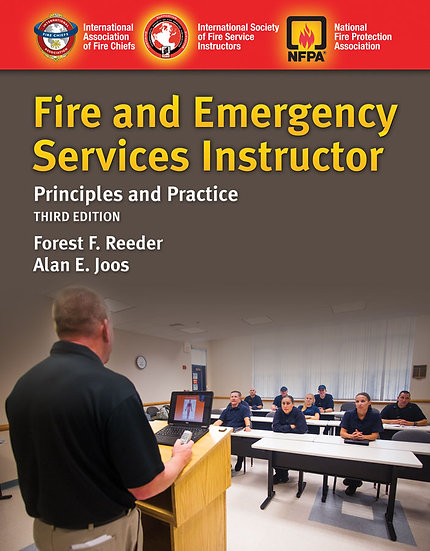 Fire and Emergency Services Instructor: Principles and Practice, Enhanced 3rd Ed