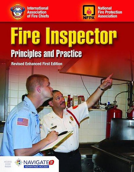 Fire Inspector: Principles & Practice Revised Enhanced First Edition