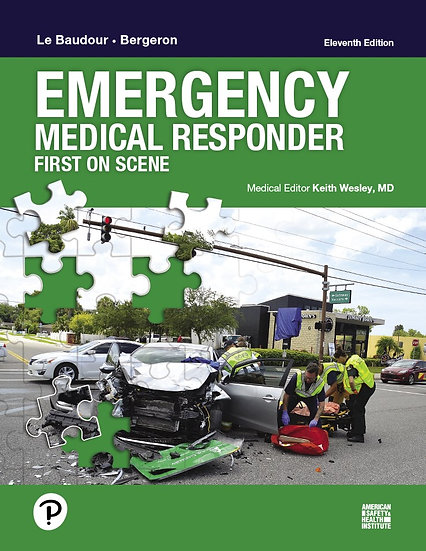 Emergency Medical Responder: First on Scene, 11th Edition