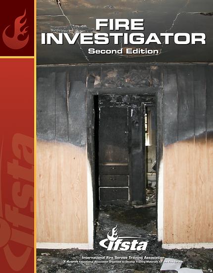 Fire Investigator, 2nd Edition