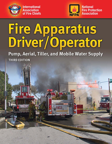 Fire Apparatus Driver/Operator, 3rd Edition