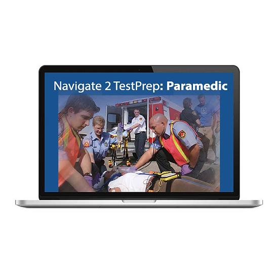 Nancy Caroline's Emergency Care in the Streets, 8th Edition, Navigate 2 TestPrep