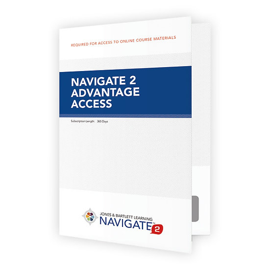 Navigate 2 Advantage Access for Fire Apparatus Driver/Operator, 3rd Edition