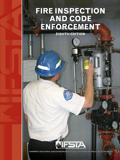Fire Inspection and Code Enforcement, 8th Edition