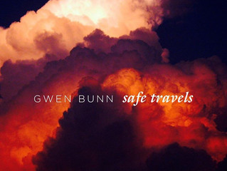 """Gwen Bunn """"Safe Travels"""""""