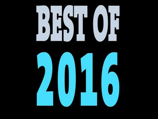Best of 2016: My full list of the music of 2016