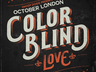 "October London ""Color Blind Love"""