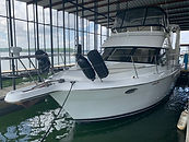 1999 Carver 356 Used Boat Lake Lanier At