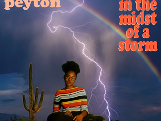 "Peyton returns offering ""Peace In The Midst Of A Storm"""