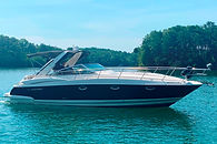 2007 Monterey 350 used boat lake lanier