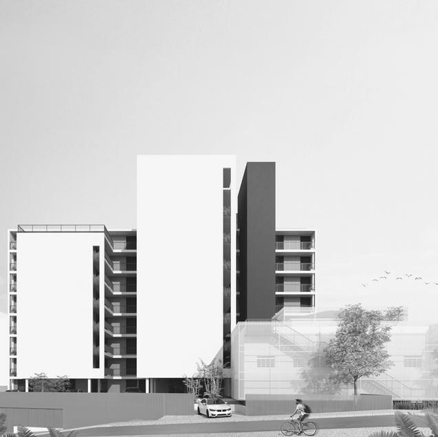 Habitação Coletiva Curitiba