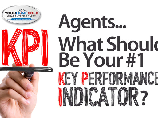 What Should Be Your #1 Key Performance Indicator?