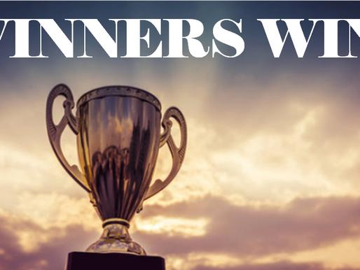 WINNERS WIN!