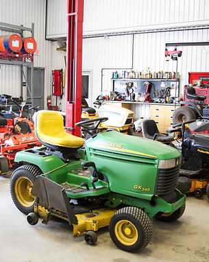 Garden tractor repair, Lawn mower repair