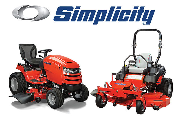 Simplicity zero turn, simplicity garden tractor