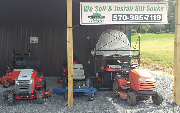 Used and New Lawn and Garden Tractors for sale