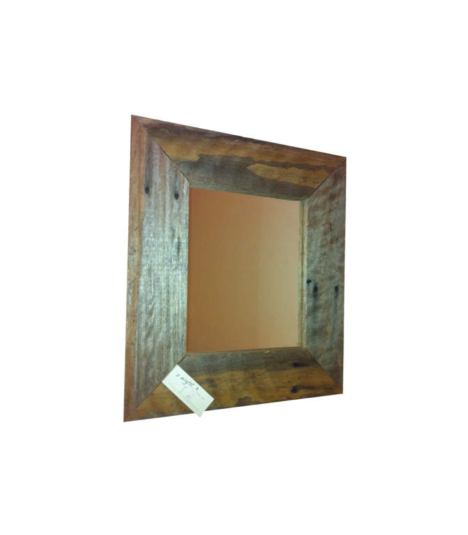 Small Fence Paling Mirror