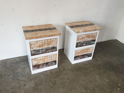The 'Glade' Side Tables