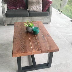 "The ""Heights"" Outdoor Coffee Table"