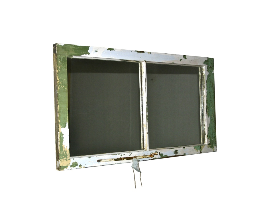 Recycled Window Mirror