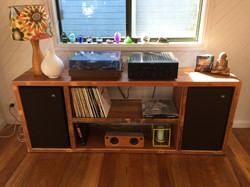 Custom Stereo Unit