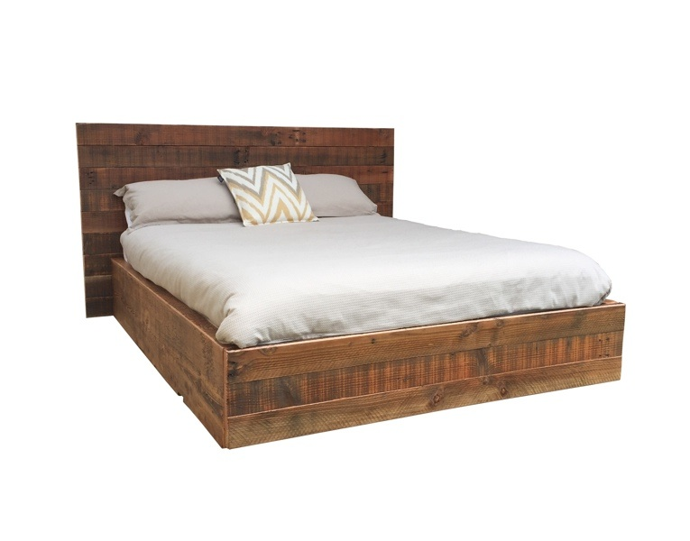 """The """"Valley"""" Queen Size Bed Frame"""