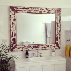 Custom Large Mirror