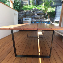 "The ""Skipping Stone"" Outdoor Table"
