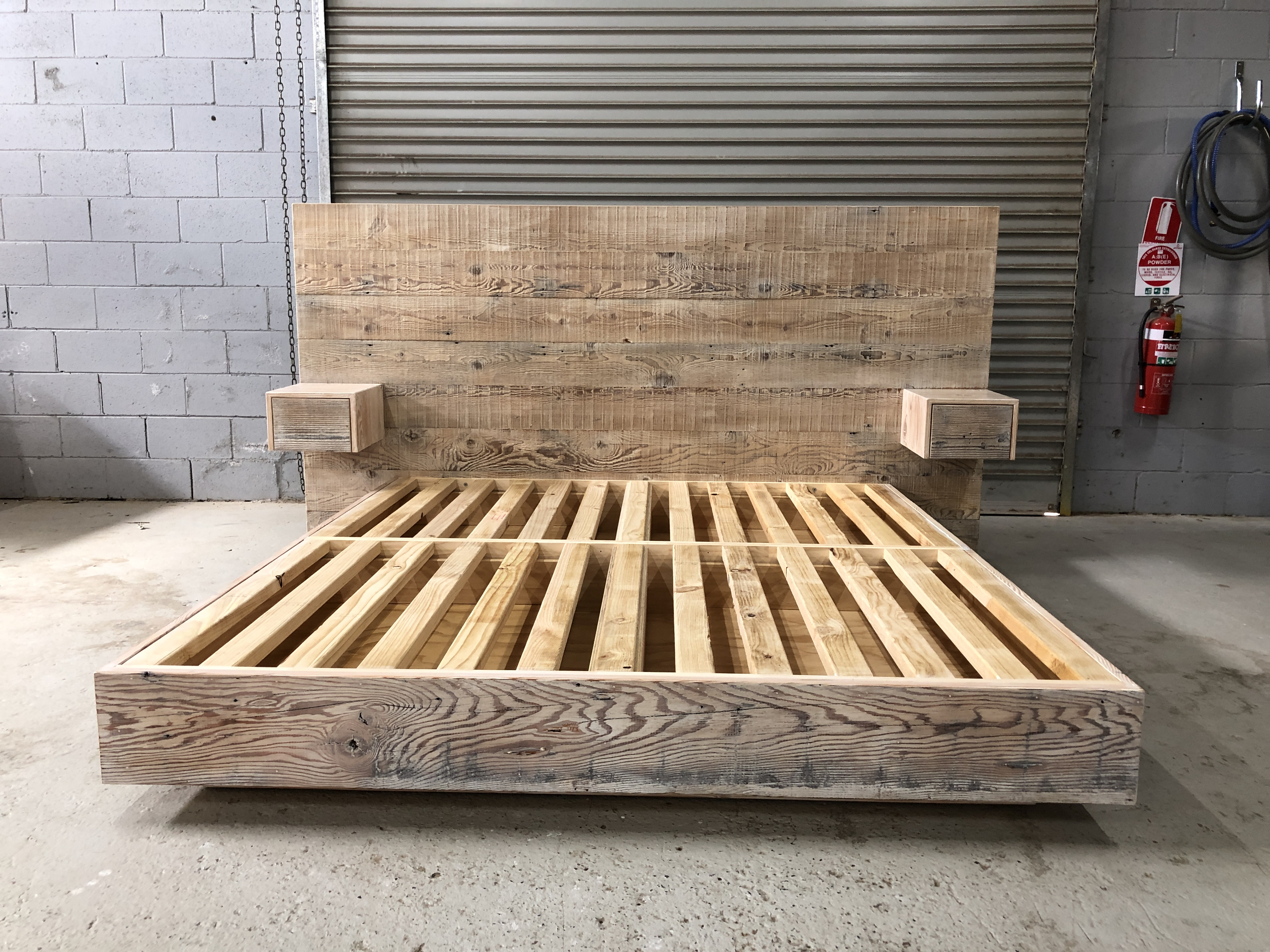 """The """"Goldie"""" King Size Bed Frame"""