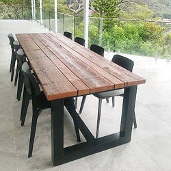 "The ""Heights"" Outdoor Dining Table"