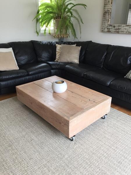 The 'Lagoon' Coffee Table