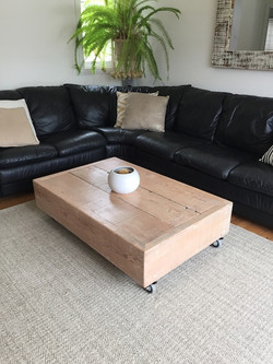 The 'Lagoon' Coffee Table