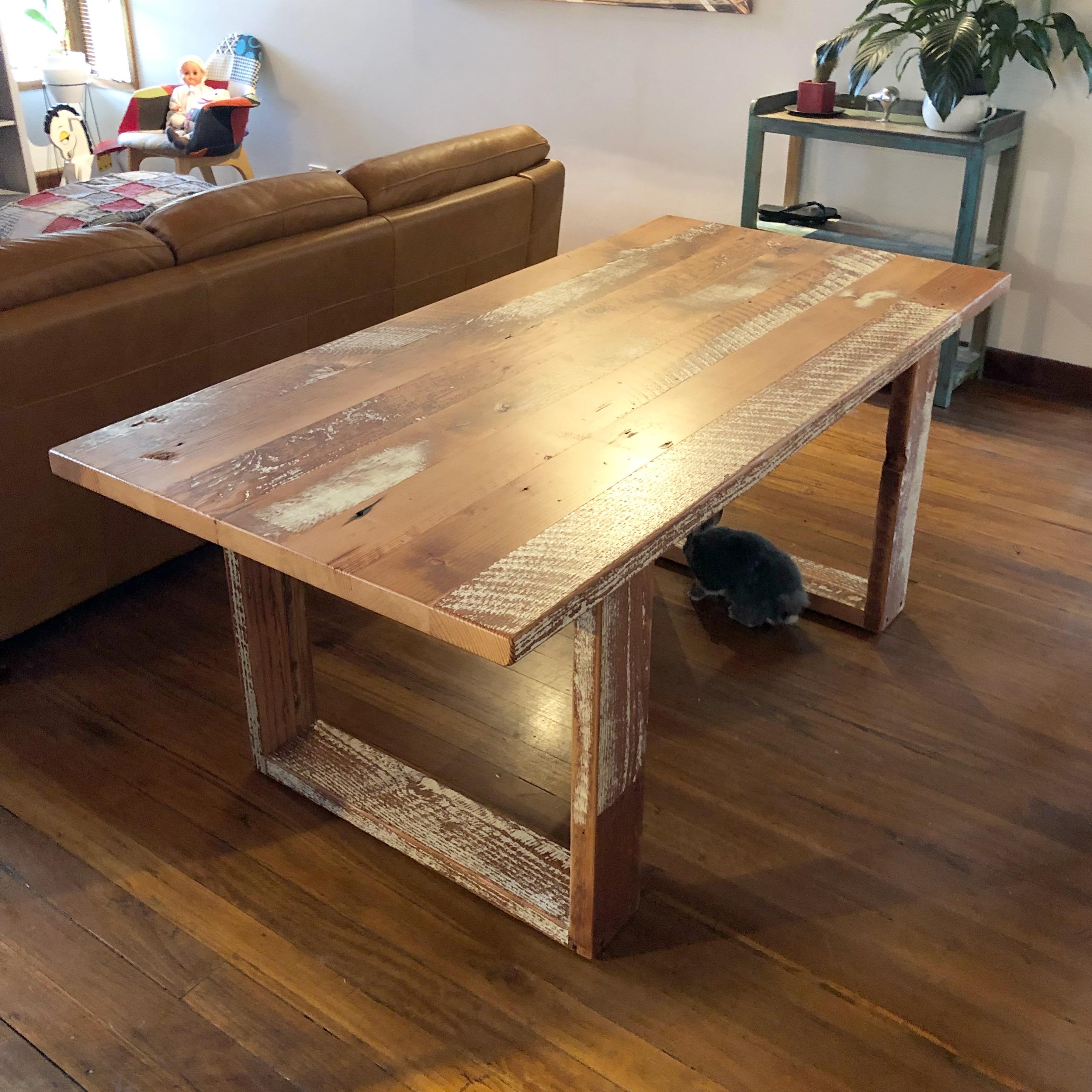 Custom 'Staple' Dining Table