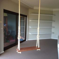 Indoor Rope Swing