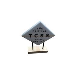 Custom Signage Block Stands