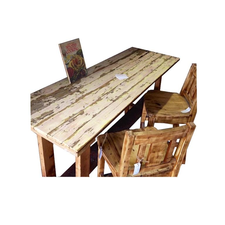 Coastal Breakfast Table