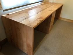 The 'Row' Home Office Desk