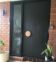 Recycled Timber Door