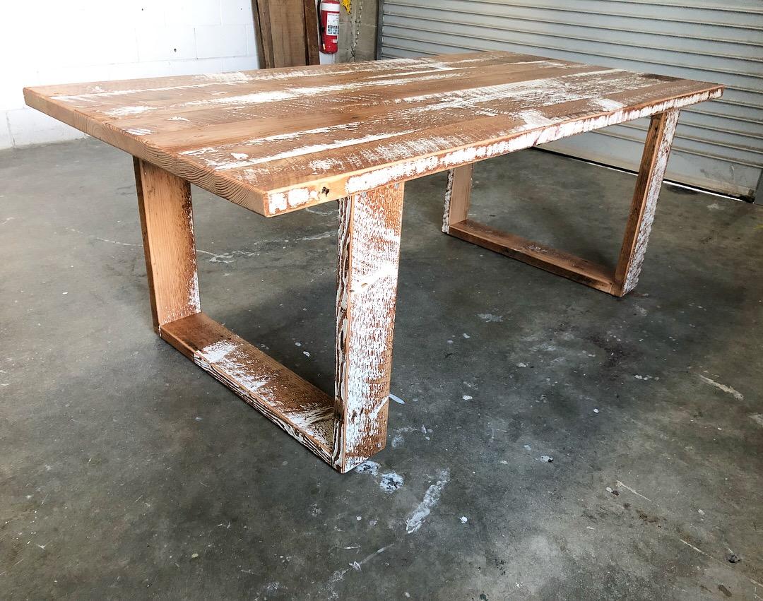 "Custom ""Staple"" Dining Table"