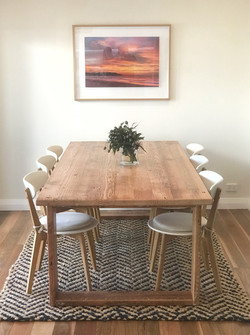 Custom 'Staple' Dining Table