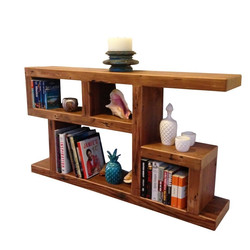 """Cubed"" Shelves"